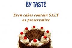 salt by taste