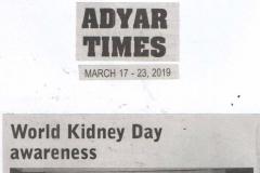 Sapiens - Adyar Times