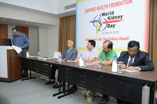 World Kidney Day 2013