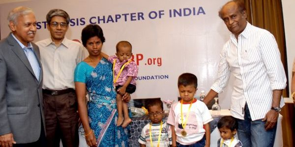 Launch of Cystinosis Chapter of India - 2012